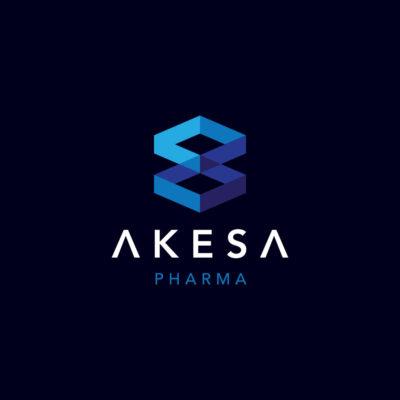 Akesa Pharma branding