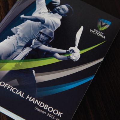 Cricket Victoria handbook